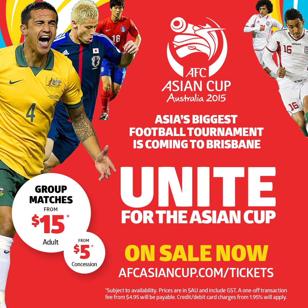 Unite for AFC 2105